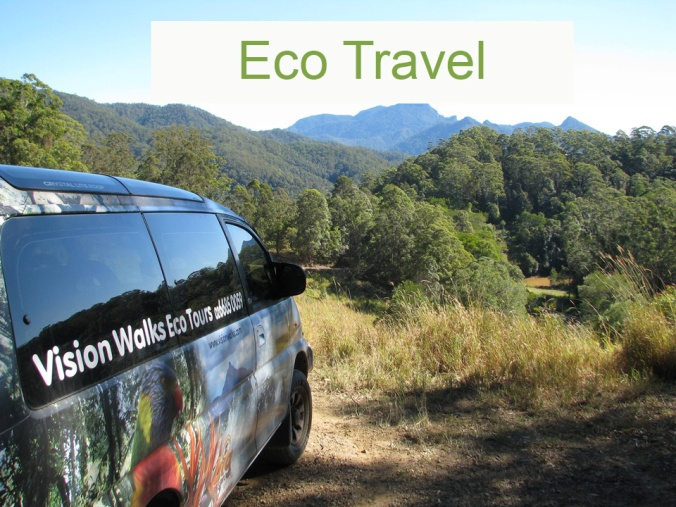 Australian eco travel