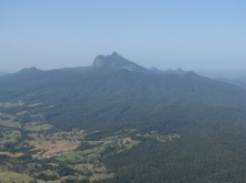 The Pinnacle - Border Ranges