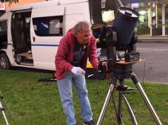 Phil focusing telescope