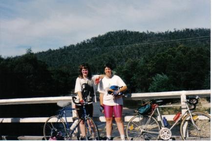 Australian Bicentennial Caltex Bike Ride from Melbourne to Sydney (1988)