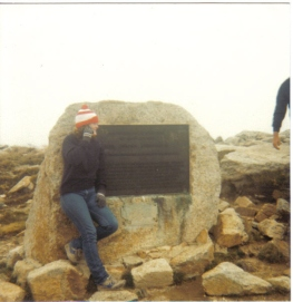 Mount Kosciuszko summit