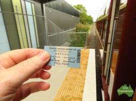 Byron Bay Train Ticket